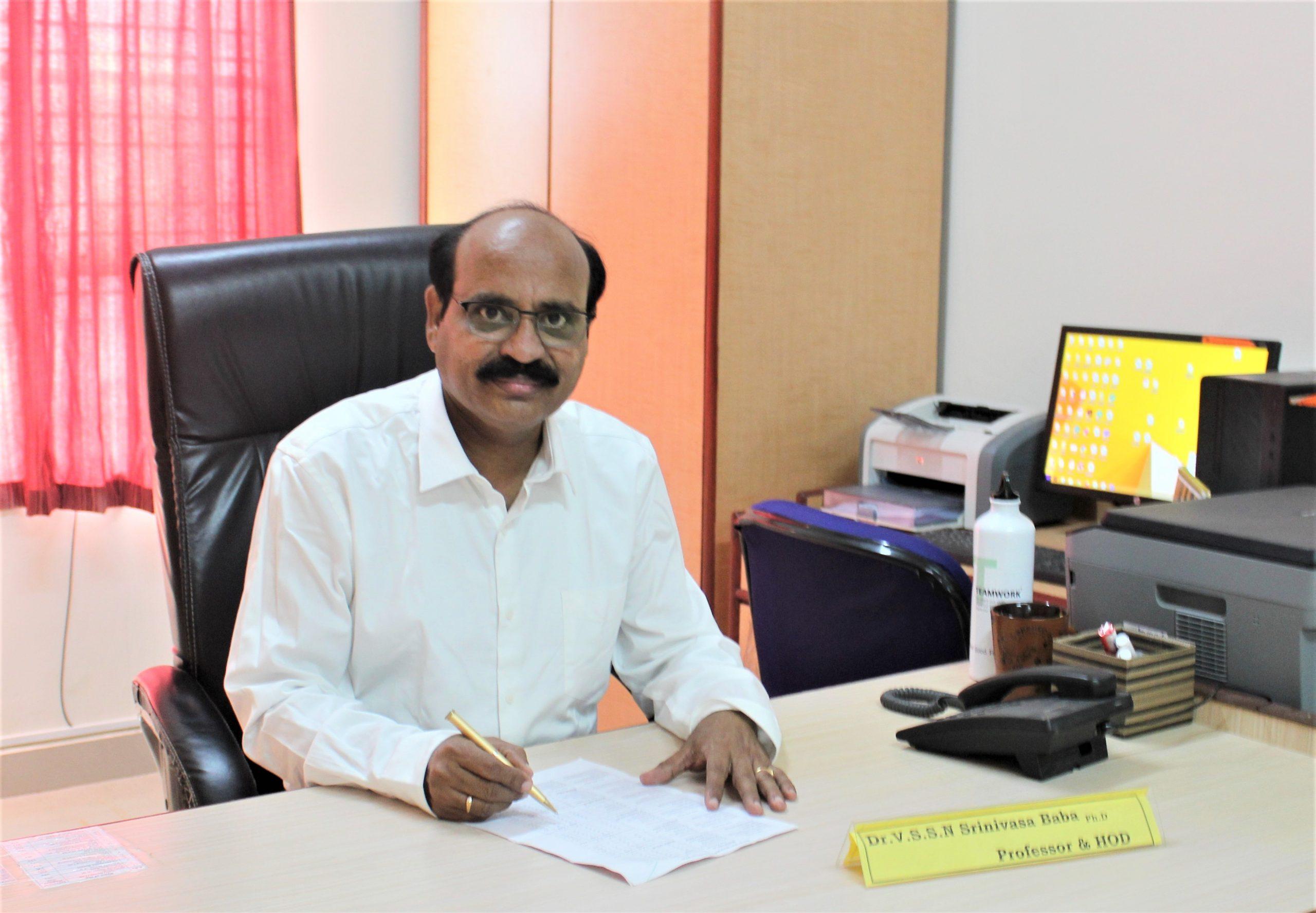 Dr. V. S. S. N. Srinivasa Baba